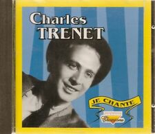 CD COMPIL 18 TITRES--CHARLES TRENET--JE CHANTE