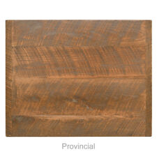 "New 30"" x 48"" Economy Urban Distressed Table Top, Provincial Finish"