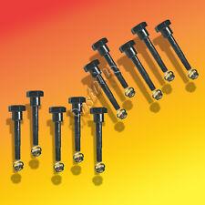 10 Pack Honda Replacement Shear Pins & Nuts #'s 90102-732-010 & 90114-SA0-000