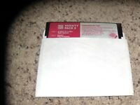 """Variety Pack 2 Commodore 64 C64 Program 5.25"""" disk near mint"""
