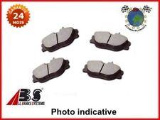 XF50ABS Jeu 4 Plaquettes Frein avant MERCEDES T2/LN1 Camionnette/Break Diesel 1