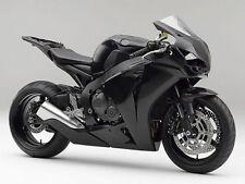 Gloss Black ABS Fairing Bodywork Injection for Honda CBR 1000 RR 2008-2011 09 10