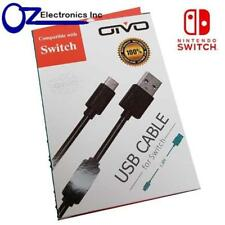 Nintendo Switch 1.8M USB Charging Cable IV-SW035 Brand New
