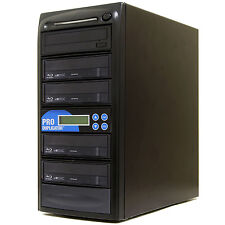 ProDuplicator 4 Burner Blu-ray BDXL M-Disc Support CD DVD Duplicator Replicator