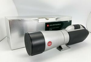 Leica APO-Televid 62 Angle View 40107 DISPLAY UNIT **WITHOUT ZOOM EYE PIECE**