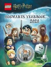 Lego Harry Potter Hogwarts Yearbook 2020 Hardback - NEW Book