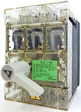 Leistungsschalter Klöckner Moeller N 6-100 Circuit Breaker N6-100 Eaton 100A