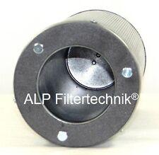 8x Aktivkohlepatrone Filter Set DN 145x450mm - Adsorption : Gerüche Gase Dämpfe