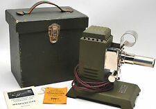 The Official Boy Scout Memoscope Projector w/Case, Instructions & original Price