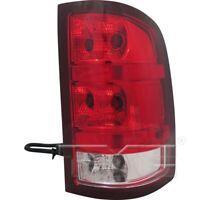 19-20-21 GMC SIERRA 1500-2500 DENALI AT4 TAIL LIGHT LAMP LED RH RIGHT PASSENGER