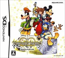 UsedGame DS Kingdom Hearts Recoded [Japan Import] FreeShipping