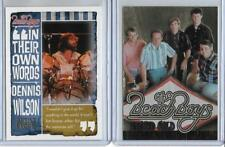2013 The Beach Boys Etchings Gold No#