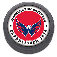Washington Capitals Souvenir Hockey Puck NHL