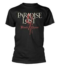 PARADISE LOST - Blood And Chaos Logo T-Shirt