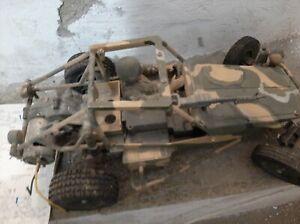 tamiya  rc fast attack vehicle