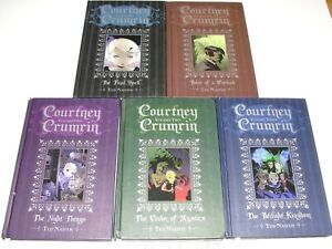 Courtney Crumrin Special Edition HC 5 Graphic Novel Lot 2012 GN #1 2 3 6 7 Oni