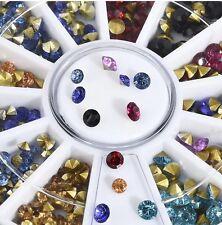 Cristales En Forma De Diamante
