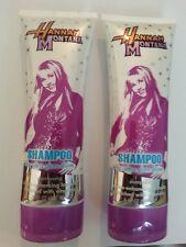 Hannah Montana Ultra Glam Shine SHAMPOO with vitamins 8oz (2 PACK)
