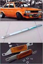 FRONT Bumper Chrome + Signal Lamp FOR TOYOTA COROLLA DX GL KE70 TE72 AE70 AE71