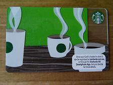 STARBUCKS - Aroma Coffee Green Gift Card ) (AUSTRALIA EDITION)