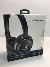 Audio-Technica ATH-ANC29 QuietPoint ACTIVE NOISE CANCELLING HEADPHONES Perfect!
