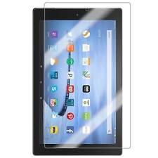 2X Amazon Fire HD 10 Tablet w/ Alexa (7th Gen, 2017) - HD Clear Screen Protector