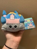 Wishables Castle LR Plush- Sleeping Beauty- Limited Release Disneyland New w/tag