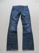 Wrangler Sharkey Bootcut Jeans Trousers W 34/l 36 Extra Long! Vintage X-Low Denim!
