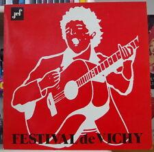 FESTIVAL VICHY 1975 RELIGIOUS FOLK GERARD PEILHON/PATURAGES FRENCH LP JEF