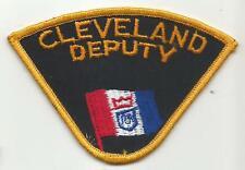 Cleveland OHIO OH police deputy bailiff court patch
