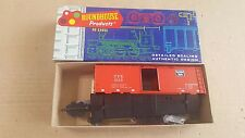 Roundhouse HO 40' C&S box car (red) #1318
