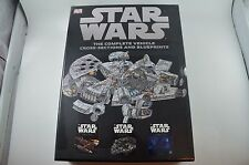 Star Wars Complete Vehicle Cross-sections and Blueprints Hardcover - BRAND NEW