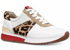 Michael Kors Leopard Athletic Shoes for