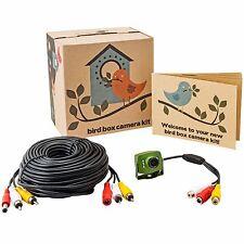 Con Cable Caja De Aves Cámara 700tvl Con Infrarrojos De Visión Nocturna 20m Cable & Audio