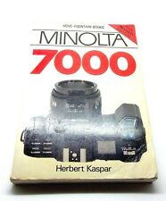 Minolta 7000 Revised Edition