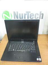 """Dell Latitude E6500 15.4"""" Core2Duo 2.26ghz 4gb 120gb DVD-RW Linux Laptop w/ AC"""