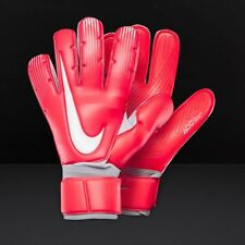 Nike GK Premier SGT ACC Goalkeeper Gloves - Crimson / Grey - GS0369-671 - Sz 10