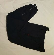 Fila Nylon Lined Trackpants Men's Size 32