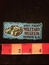 Australia Patch EAST POINT MILITARY MUSEUM Darwin Northern Territory C87K