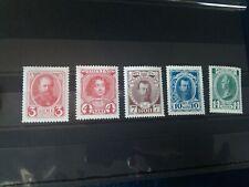 LOT 5 SPAMPS - RUSSIA 1913 ROMANOV DYNASTY - MNH