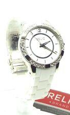 Relic by Fossil, Ceramic bracelet Lady Dress Watch, ZR34267
