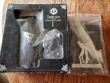 "Death Note Ryuk Figure Cib 10"" Approx w/cosplay notebook + pen USA seller!!"