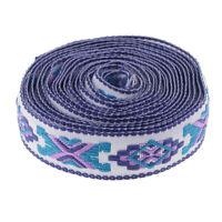 20 Yard Black Velvet Ribbon Belt Nähen Spitzenbesatz für Hochzeitsfeier Dekor
