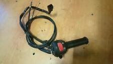 Commodo droit complet + cables Suzuki 500 GSE GS500E