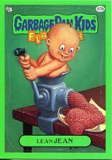 Garbage Pail Kids Flashback Series 3 Green Parallel Base Card 43b Lean JEAN