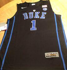 Zion Williamson Duke Jersey #1 Size XLarge (XL) Basketball