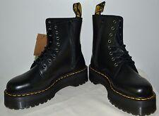 Dr. Marten, AirWair, Boots, Jadon, Polished Smooth, Black, 8UK;9USM;10USW;42EU