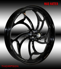 2006-2013 HARLEY STREET GLIDE ROAD GLIDE 21 FRONT WHEEL USES STOCK ROTORS