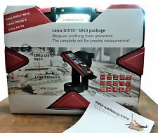Leica Disto™ S910 Entfernungsmesser Set incl. Stativ TRI70, Adapter FTA360-S