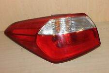 14-15 KIA FORTE SEDAN TAIL LIGHT TAILLIGHT ASSEMBLY GENUINE FACTORY EXCELLENT L